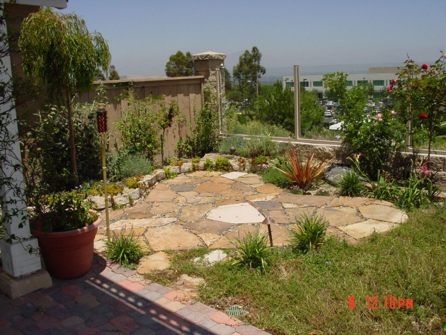 Backyard landscaping for Pics of landscaped backyards